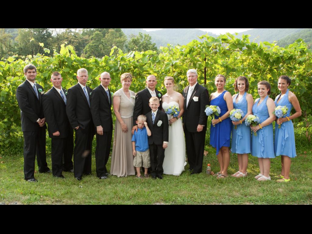 DuCard Vineyards Weddings