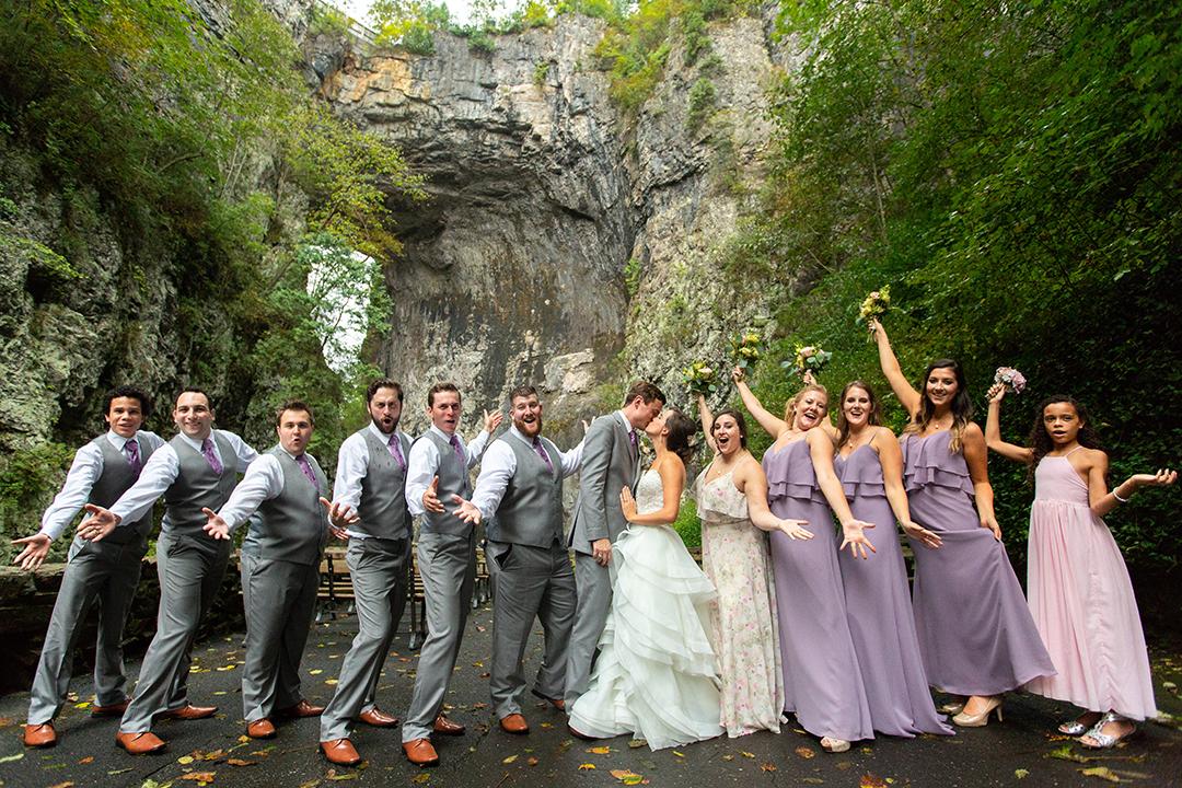 Natural Bridge Eastbrook Photography
