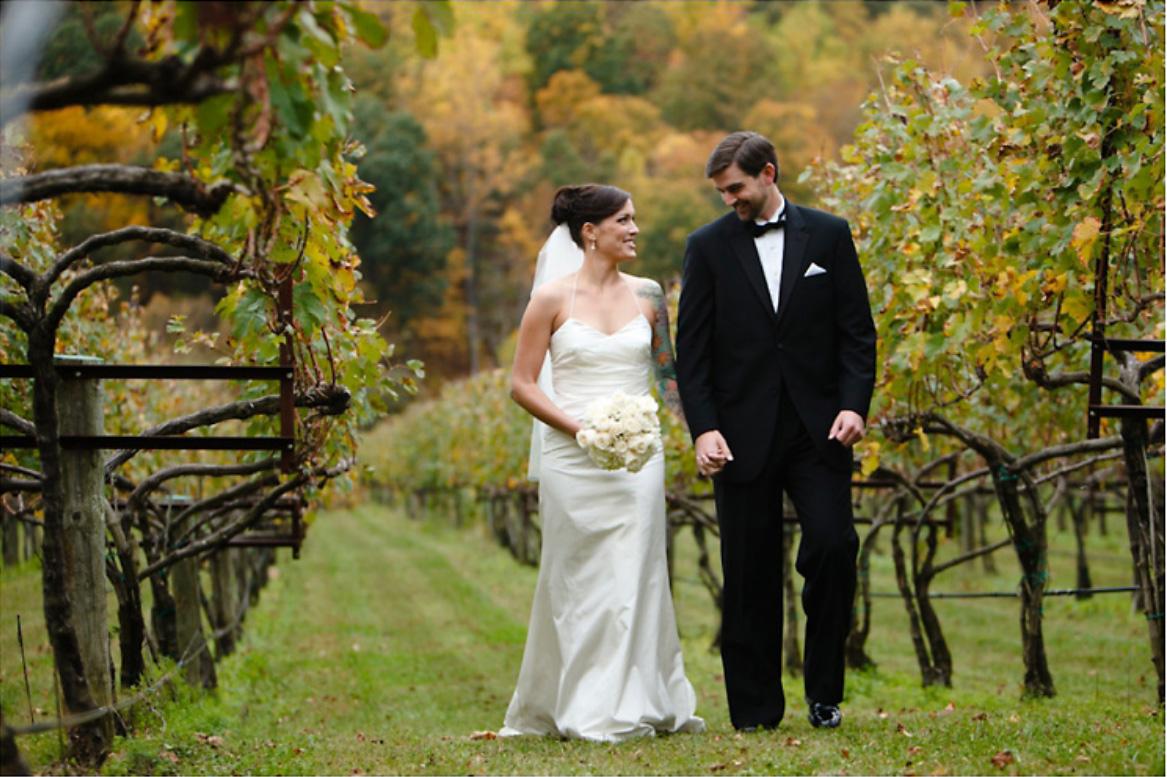 Ducard Vineyards Wedding