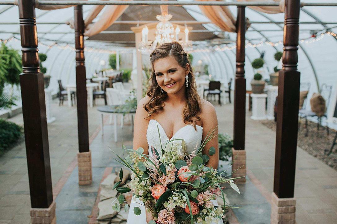 Greenscapes Bride