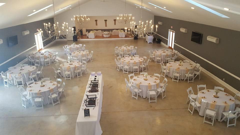 The Pavilion on Lakeland Farm