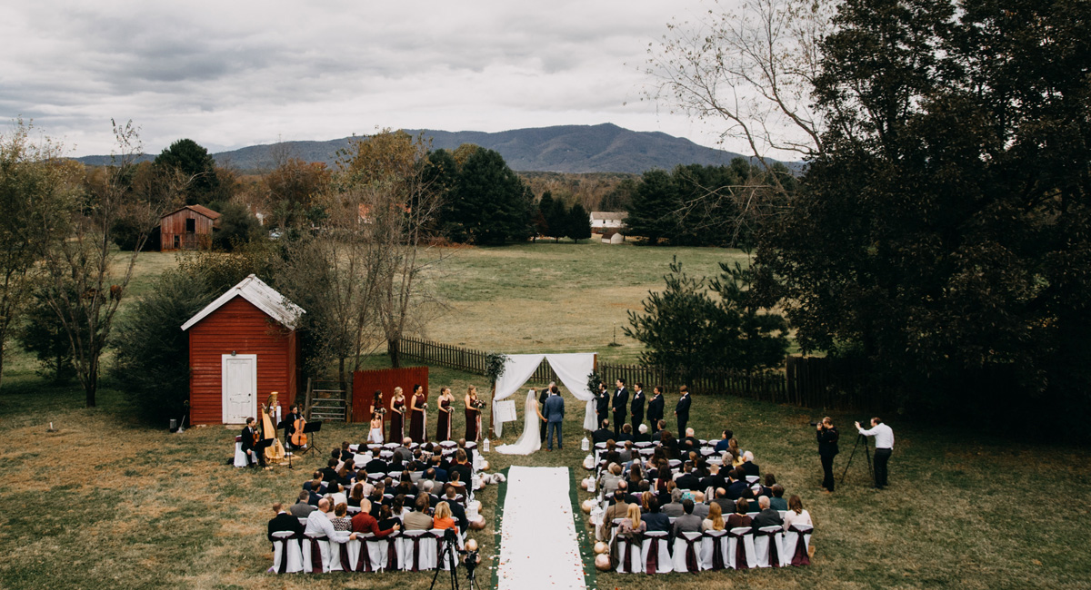 Winridge Real Wedding