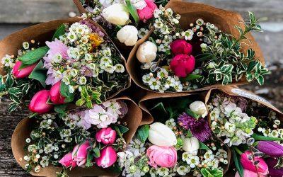 Flower Farms & Do-it-Yourself Wedding Flowers