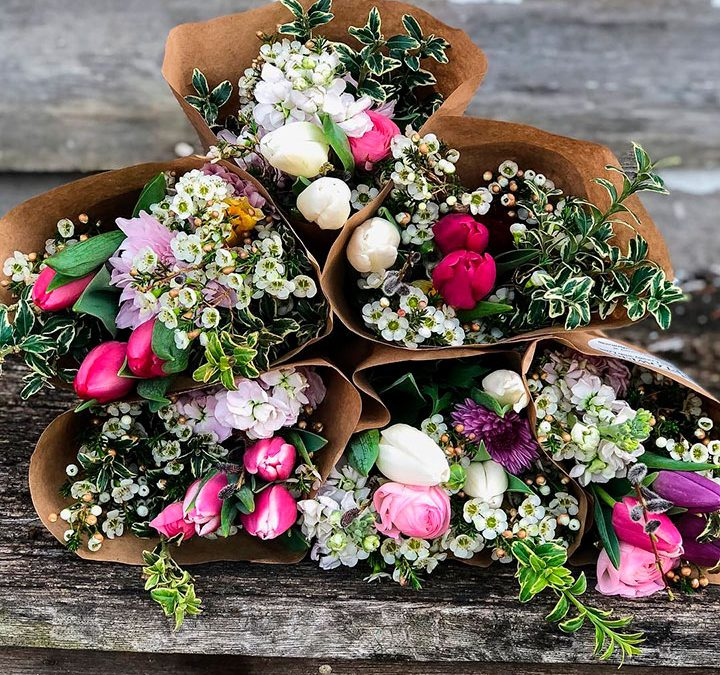 Flower Farms & Do-it-Yourself Wedding Flowers