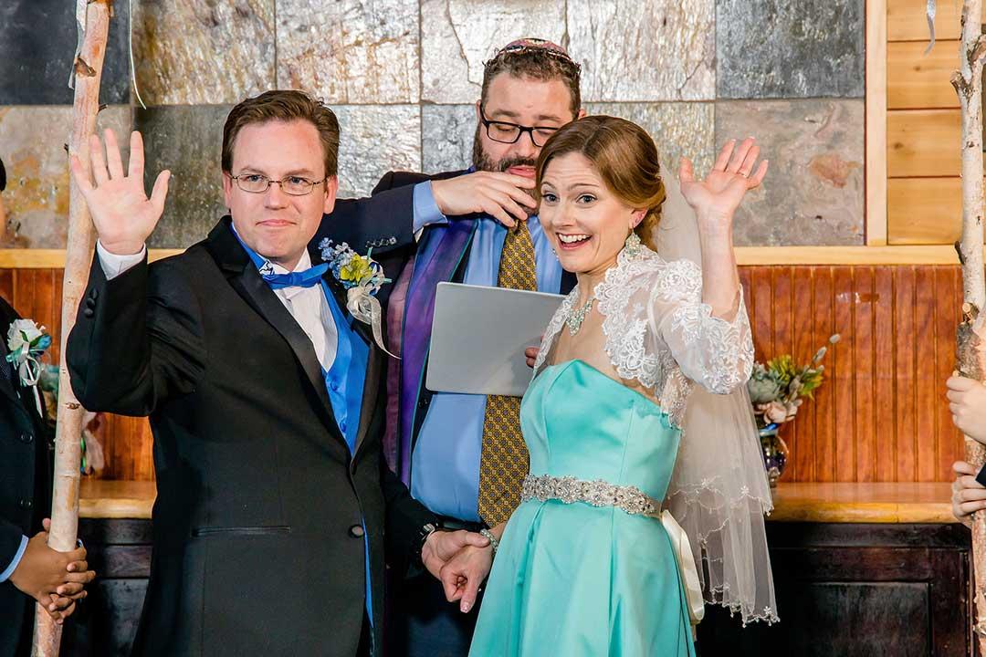 Real Wedding Sarah and Joe