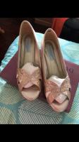 19a4be80d99 David s Bridal wide width shoes